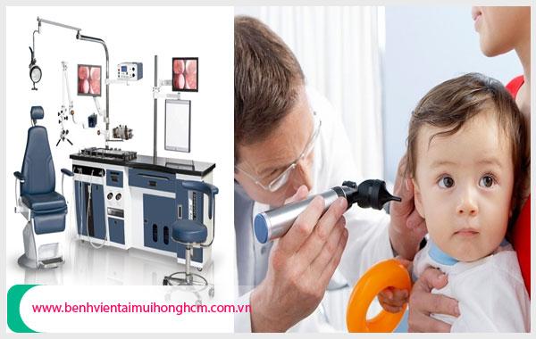 Bệnh viện tai mũi họng thành phố Hồ Chí Minh uy tín