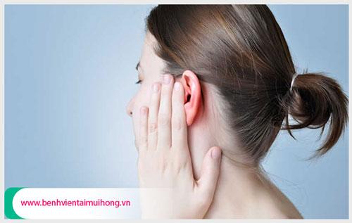 Cách chữa hay khi tai bị chảy mủ vàng?