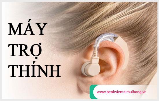 Thông tin cơ bản về máy trợ thính